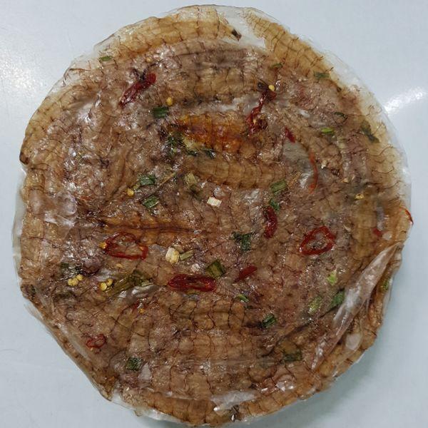 Bánh tráng tôm tích